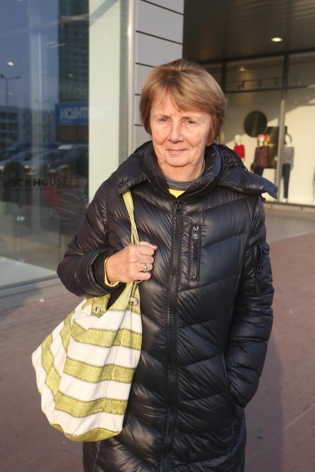Jolanta Mil z Gdańska