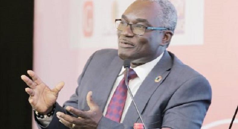 Dr Kodjo Mensah-Abrampah, Director-General of National Development Planning Commission