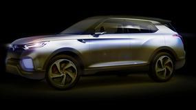 SsangYong pokaże koncept XLV w Genewie