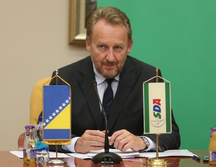 Bakir Izetbegovic SDA