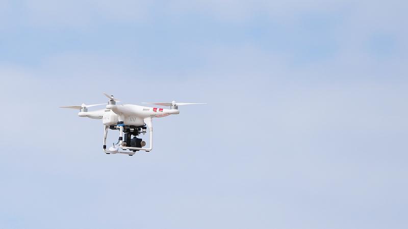 Stan Virginia legalizuje dostawcze drony