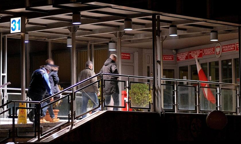 Durczok zatrzymany przez policję