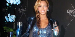 Beyonce w ciąży promuje...