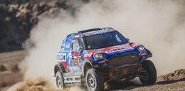 Przygoński jedzie szybko, ale znów ma kłopoty. Czwarty etap Rajdu Dakar pod znakiem awarii