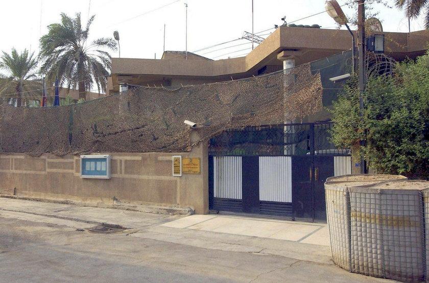 Ambasada Polski w Iraku