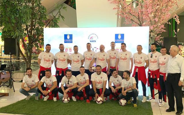 Umetnička reprezentacija Srbije u fudbalu