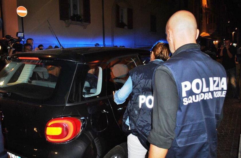 Gwałt  w Rimini