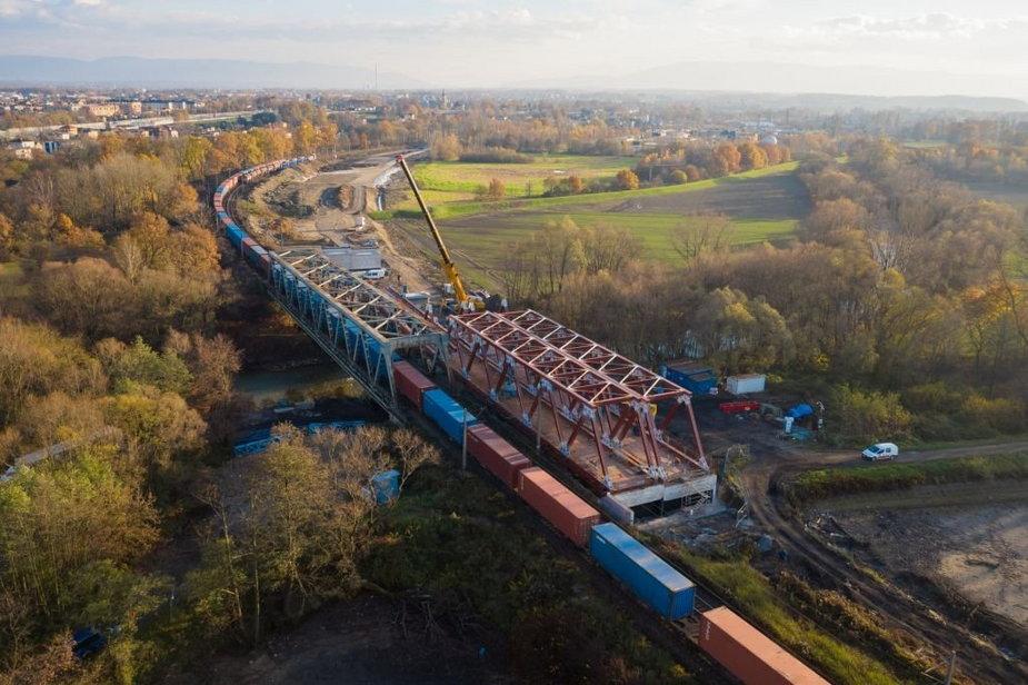 Widać już nowy most!