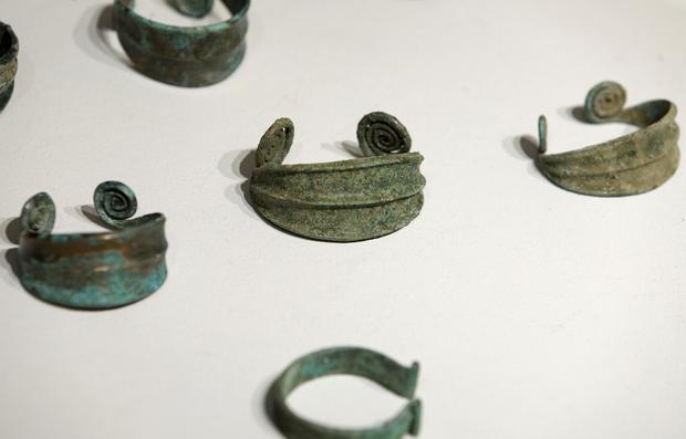 Biżuteria z epoki brązu i żelaza