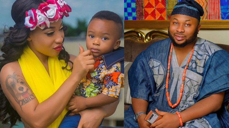 Tonto Dikeh says she met Churchil months after she parted ways with Mr. X [Pulse]