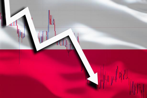 Obecny kryzys to pierwsza recesja w Polsce od 30 lat