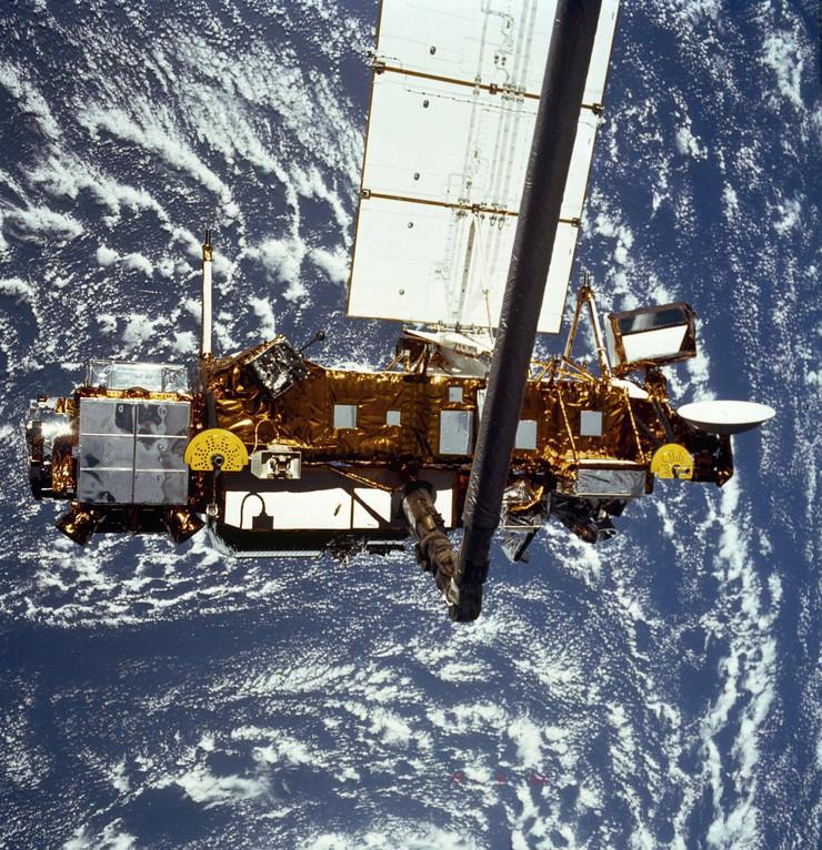 Satelit UARS: Gde će da padne?