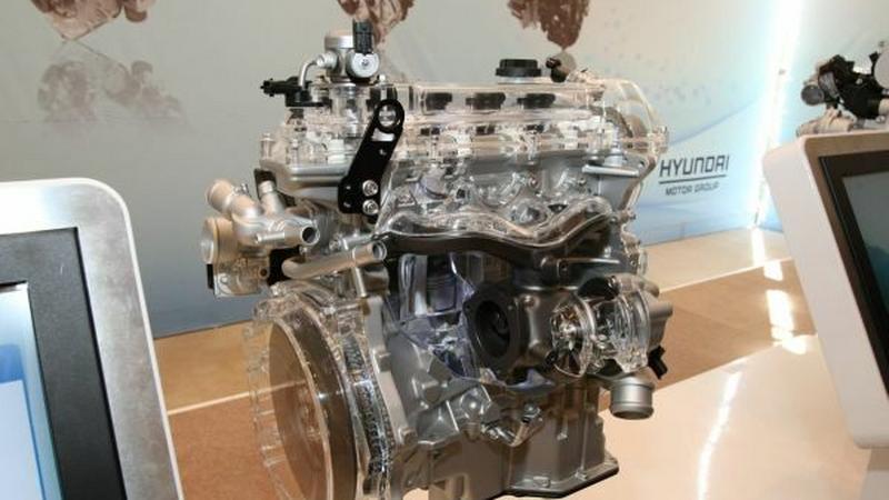 Hyundai silnik