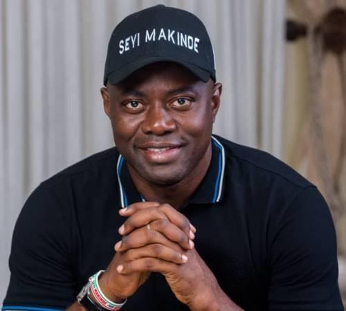Seyi Makinde is Oyo State's governor-elect [SaharaReporters]
