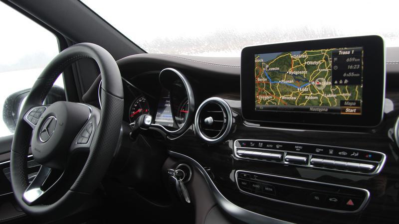 Mercedes Comand Online