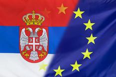 """PR """"EU projekat u Srbiji"""" Srbija Evropska unija zastava"""