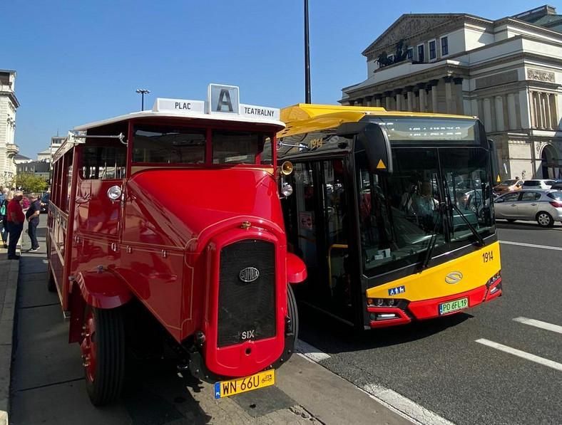 Autobus Somua Six
