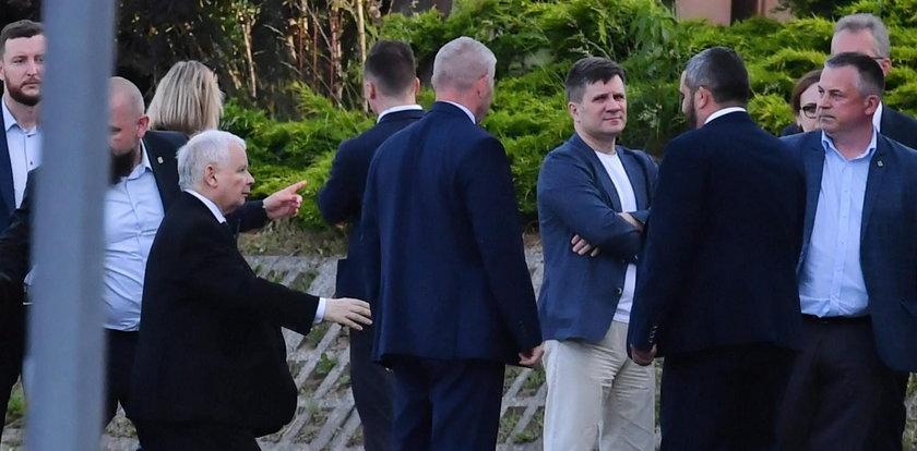 Wyciekło, co Kaczyński mówił na zamkniętym spotkaniu z parlamentarzystami PiS. Padły gorzkie słowa
