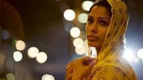 Freida Pinto krytykowana w Indiach