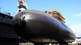 Rosjanie zwodowali najcichszą łódź podwodną