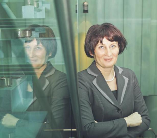 Jolanta Frańczak, sędzia Izby Pracy, Ubezpieczeń Społecznych i Spraw Publicznych/ fot. Borys Skrzyński