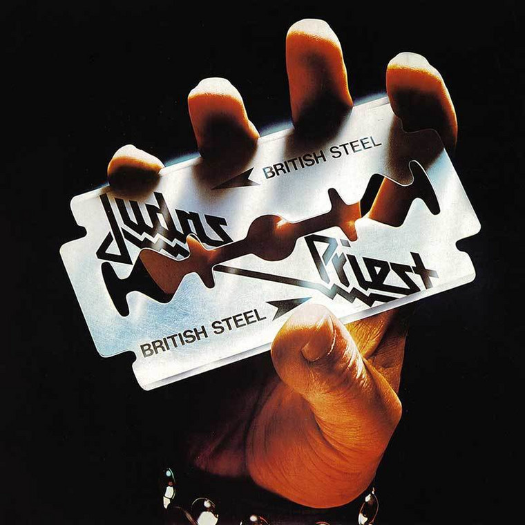 "Judas Priest - ""British Steel"""
