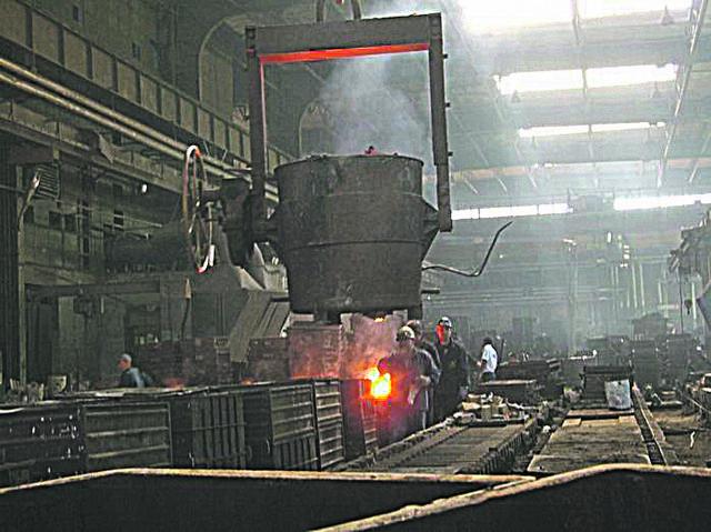 Nekadašnji gigant u proizvodnji teške mehanizacije