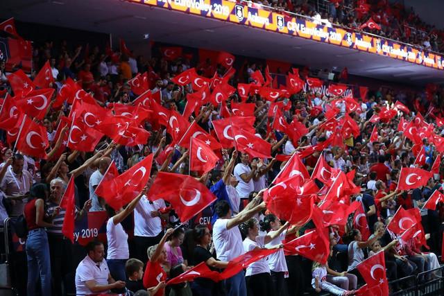 Odbojkaška reprezentacija Turske