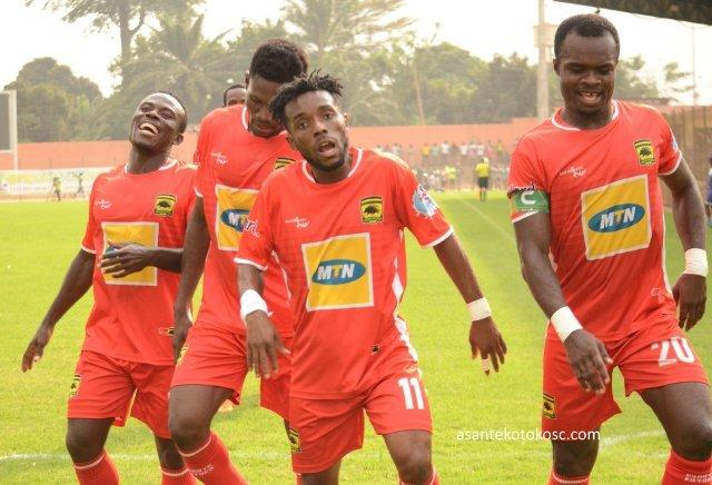Asante Kotoko have been in imperious form at home this season (Asantekotokosc.com)