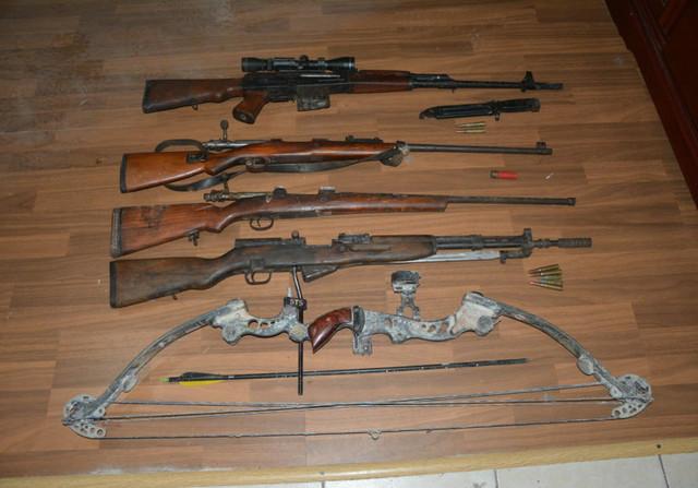 Zaplenjeno oružje