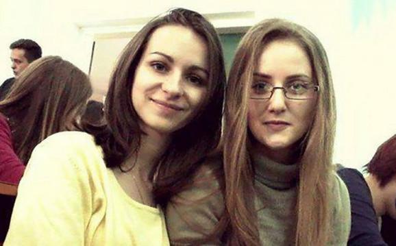 Selma Agić i Edita Malkoč, stradale studentkinje