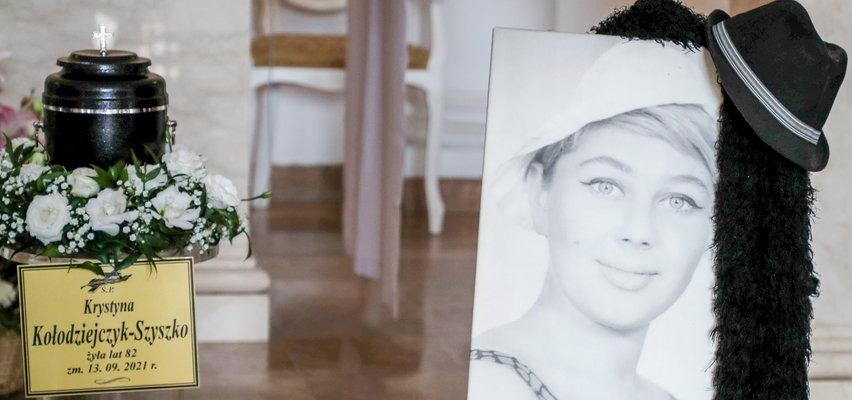 Ostatnie pożegnanie Krystyny Kołodziejczyk i jej męża