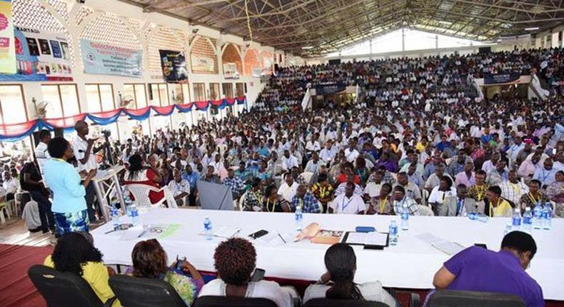 Headteachers meeting in Mombasa