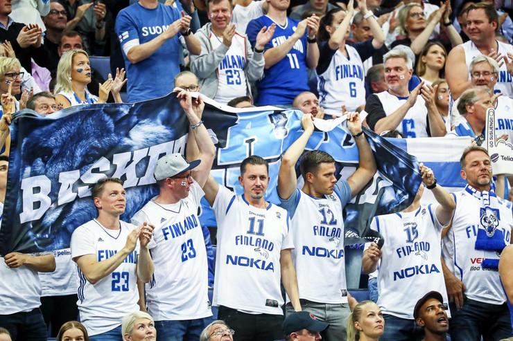 Košarkaška reprezentacija Finske