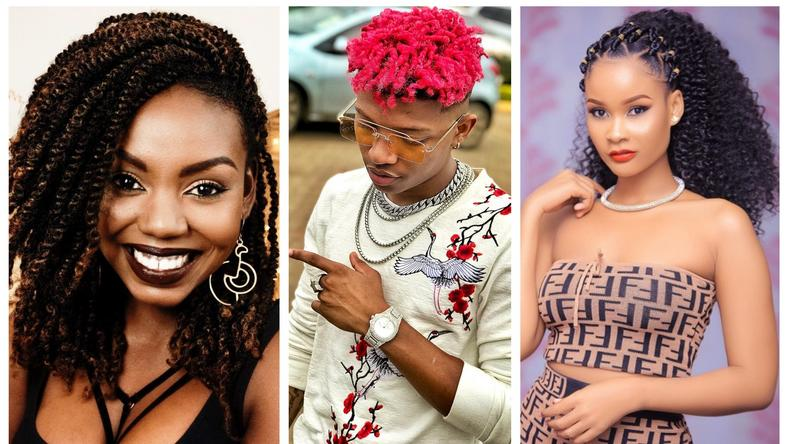 Kenyan Hair Styles Braids By Eva: 9 Most Common Hairstyles Of 2018