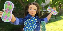 Barbie dostała okresu!