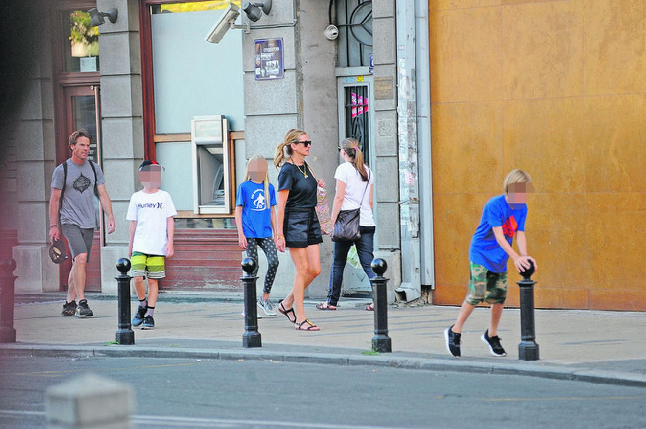 Džulija Roberts u Beogradu