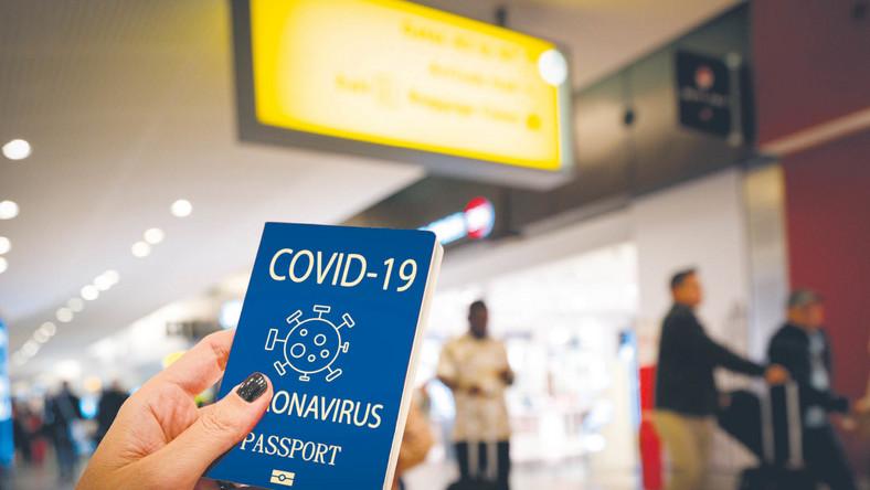 Branża liczy na unijny cyfrowy certyfikat dla podróżnych