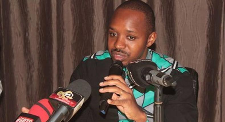 Activist Boniface Mwangi