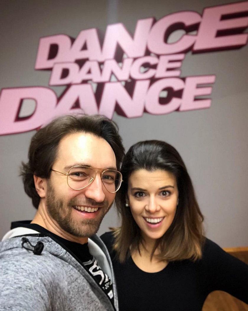 "Uczestnicy ""Dance, dance, dance"""