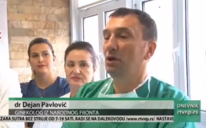 Dr Dejan Pavlović