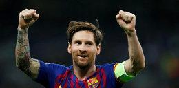 Messi dotrzymuje słowa. Barcelona idzie jak burza przez Ligę Mistrzów