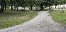 Skatepark w Parku Mancinkowskiego