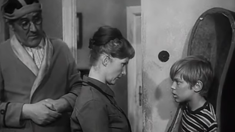 """""""Niewiarygodne przygody Marka Piegusa"""": kadr z serialu (fot. YouTube)"""