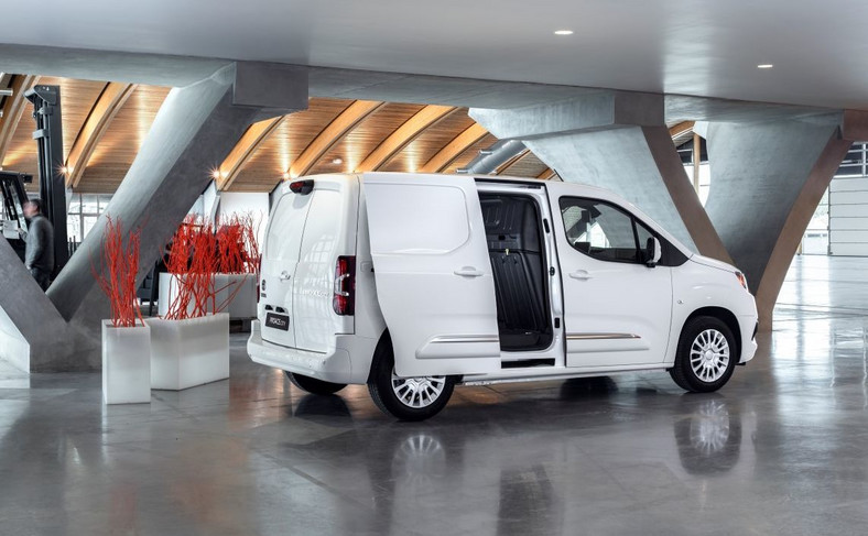 Toyoty Proace City