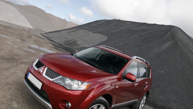 Mitsubishi w Polsce śmiało idzie w górę