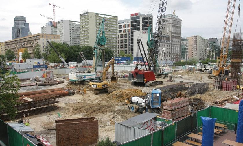 budowa metro
