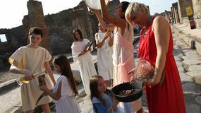 Pompeje: dania starożytnej kuchni czekają na turystów