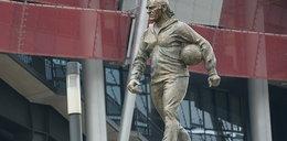 Odsłonili pomnik trenera Górskiego! ZDJĘCIA