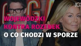 Małgorzata Rozenek-Majdan i Kuba Wojewódzki - o co chodzi w sporze między gwiazdami TVN?